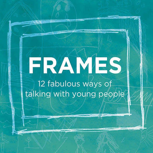 Frames book cover